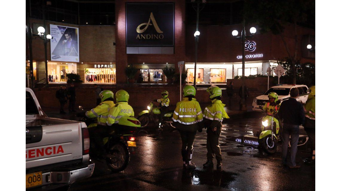 Colombia: la guerrilla condena el atentado en Bogotá que dejó tres muertos