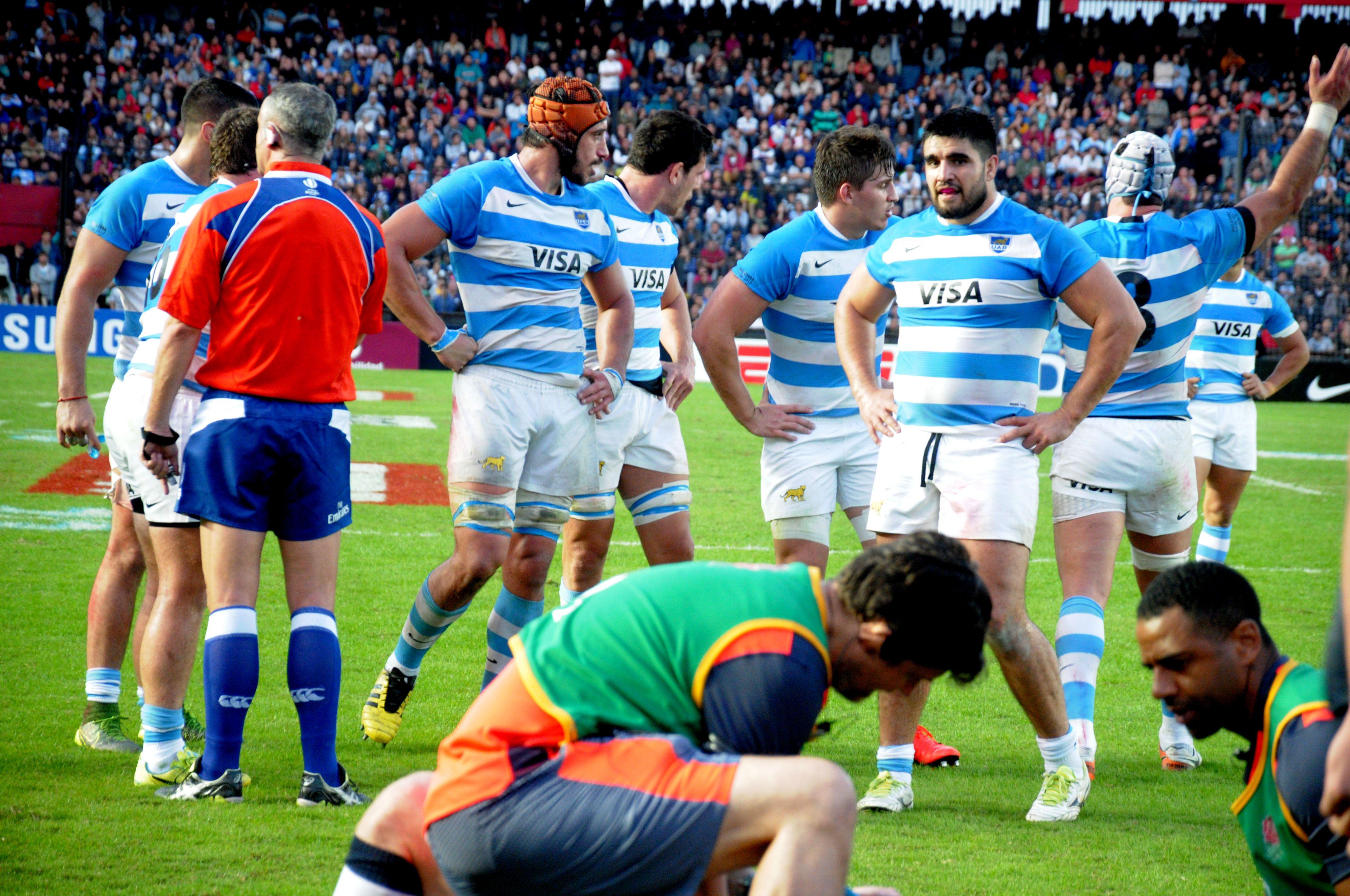 Los Pumas volvieron a caer con Inglaterra