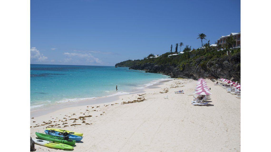 No es un misterio: las playas de Bermudas son paradisíacas