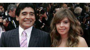 Dalma Maradona destrozó a Dani Alves por Diego