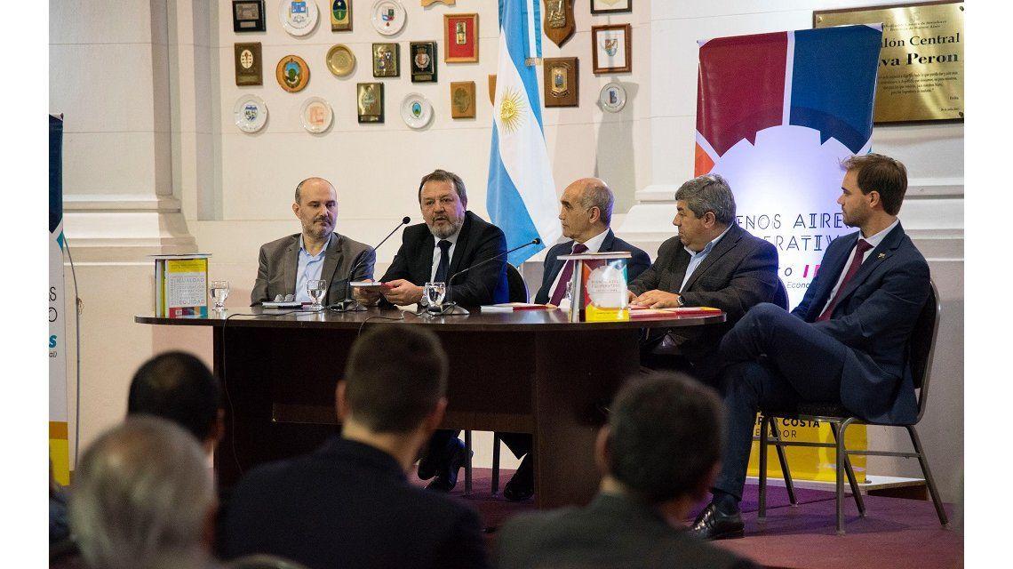 Así fue la presentación de Buenos Aires Cooperativo