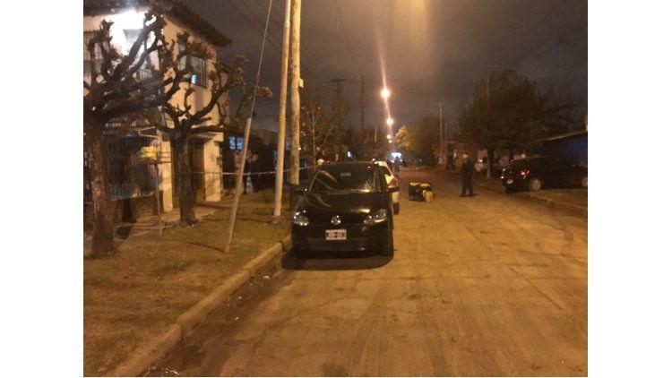 Ex policía de la Federal baleado durante una entradera en Castelar