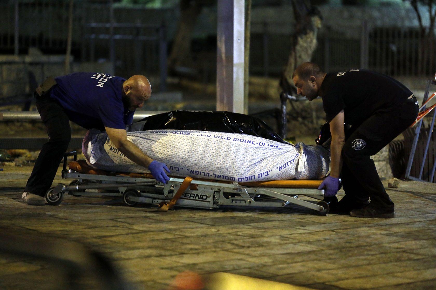 El Estado islámico reivindicó el asesinato de una policía en Jerusalén