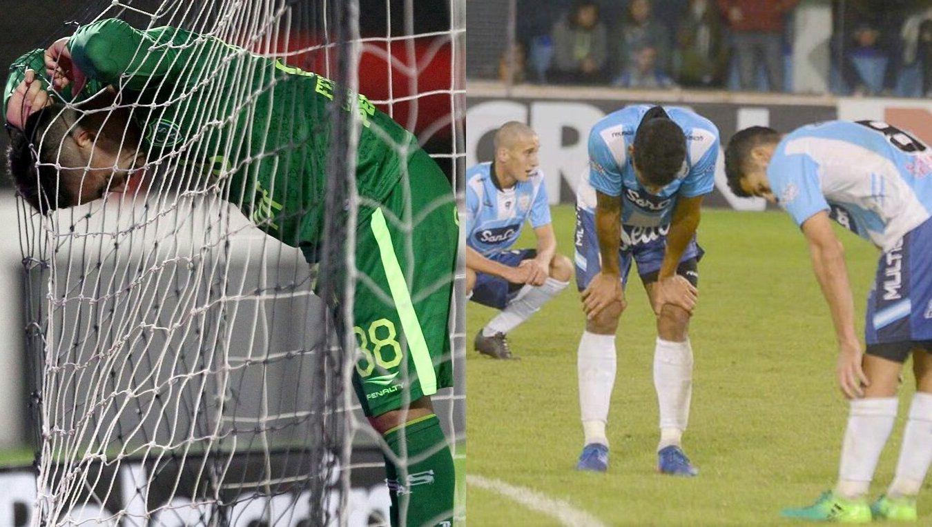 Sarmiento y Atlético Rafaela