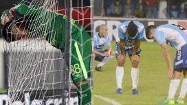 Sarmiento y Atlético Rafaela, a la B @santinosetto