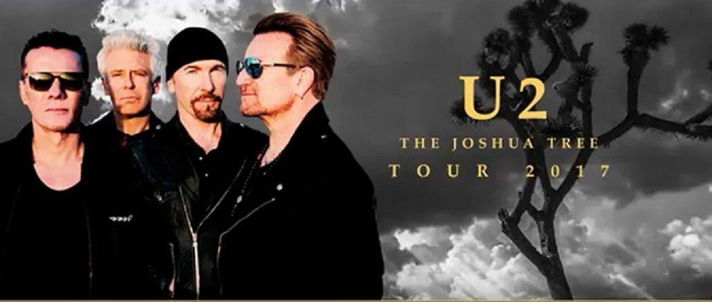 U2 agregó una segunda fecha para octubre de 2017.