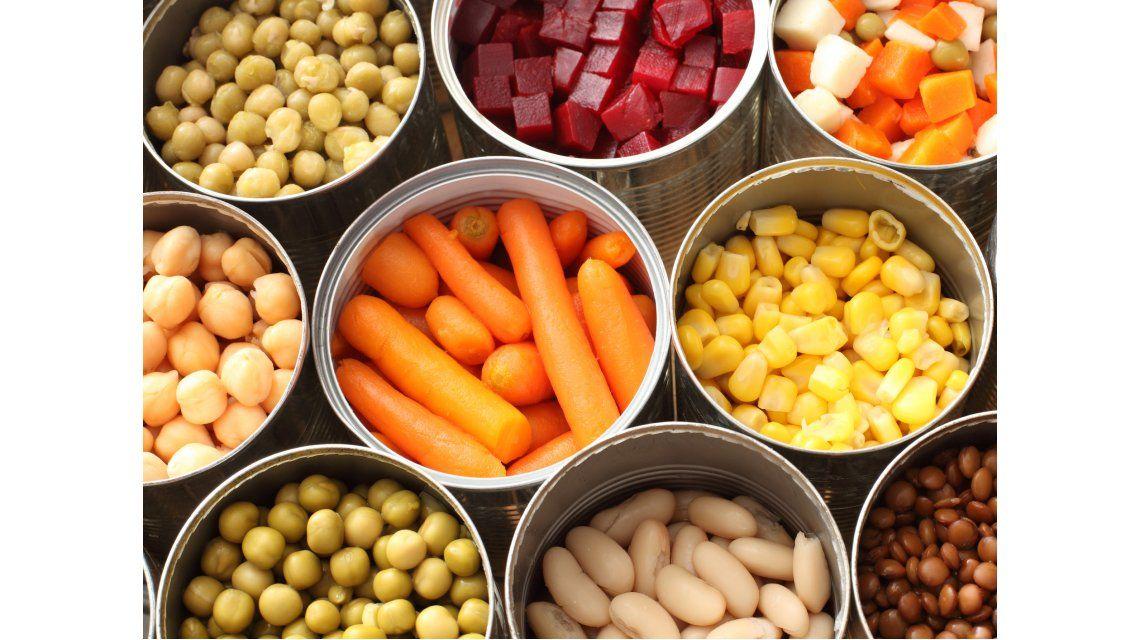 Mitos y verdades de la comida enlatada