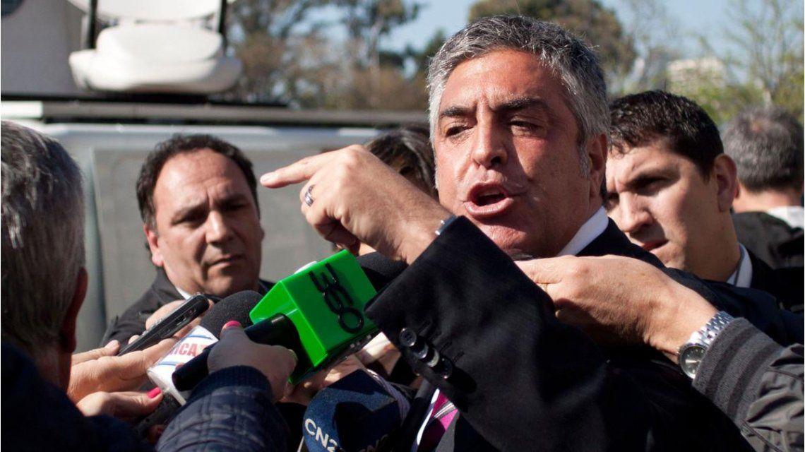 El taxista agredió a Dalbón luego de una discusión política