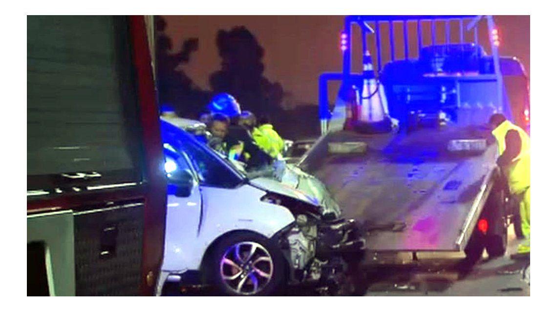 Una persona murió en el accidente