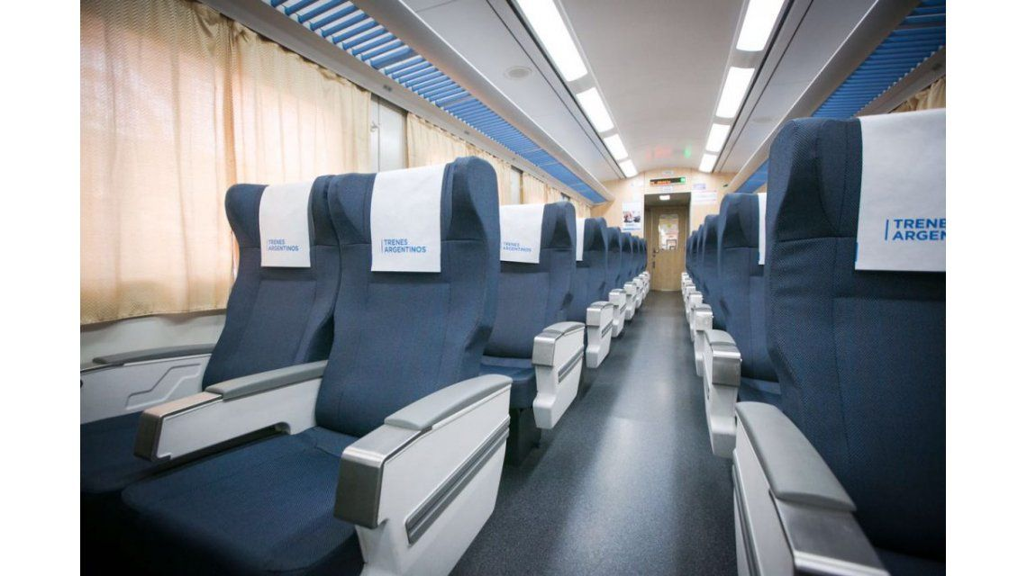 El tren Buenos Aires-Mar del Plata vuelve a funcionar el 3 de julio