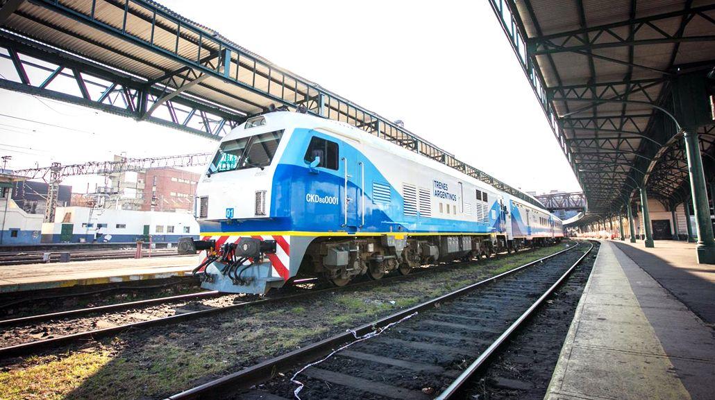 Tren Buenos Aires- Mar del Plata