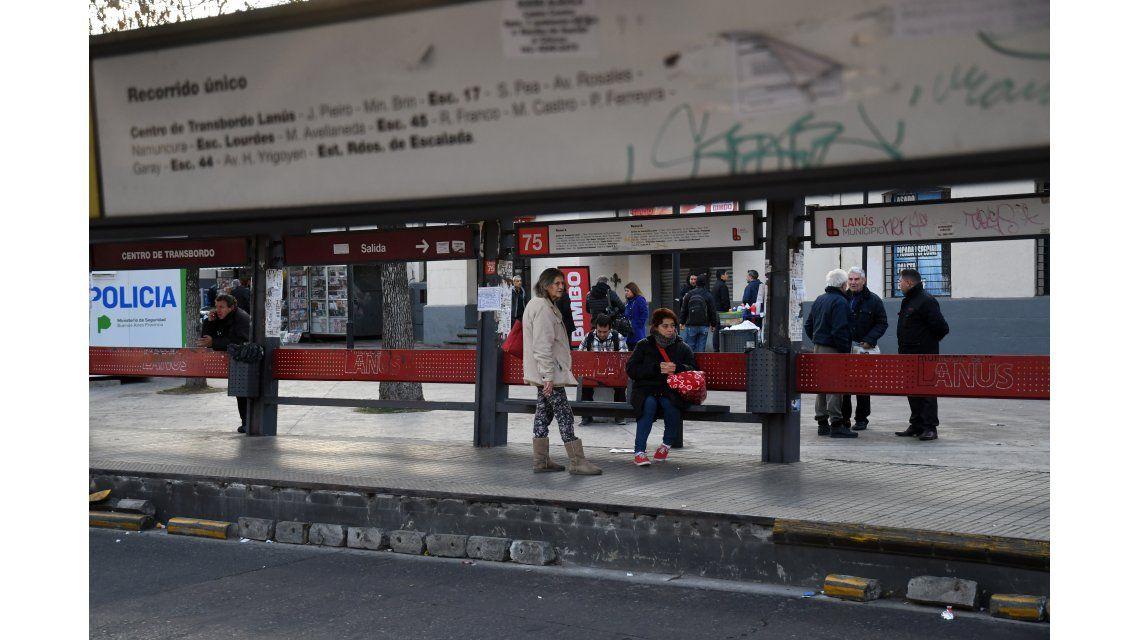 Según los colectiveros, viaja un 10% menos de pasajeros por la crisis económica