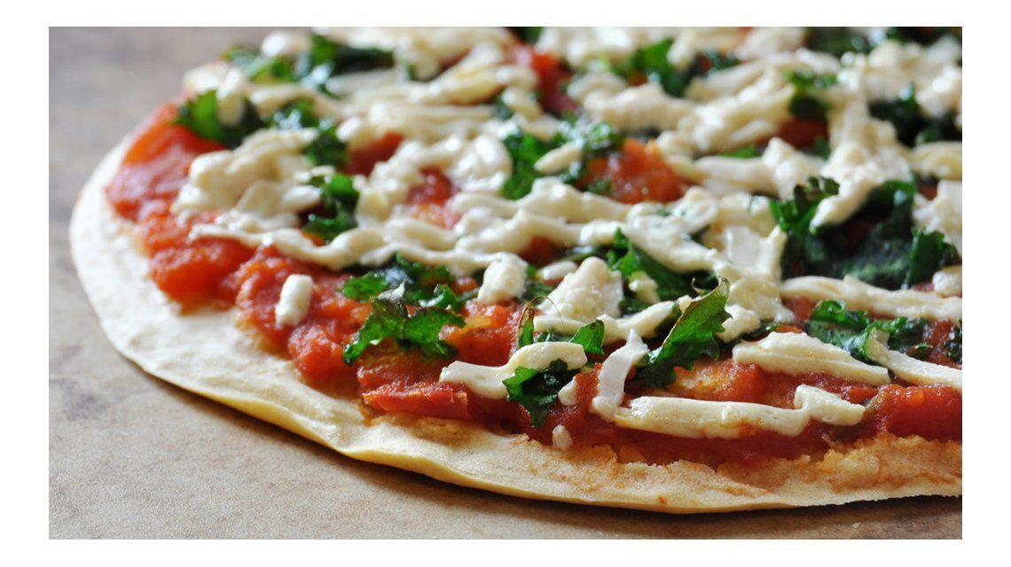 Pizza apta para todo público