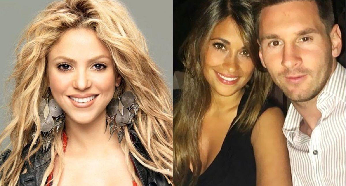 Shakira asistirá al casamiento de Messi y Antonella