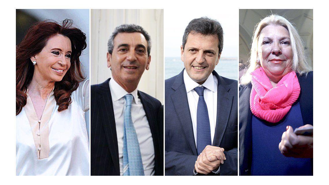 Elecciones 2017: las alianzas para las PASO en Capital y Provincia de Buenos Aires