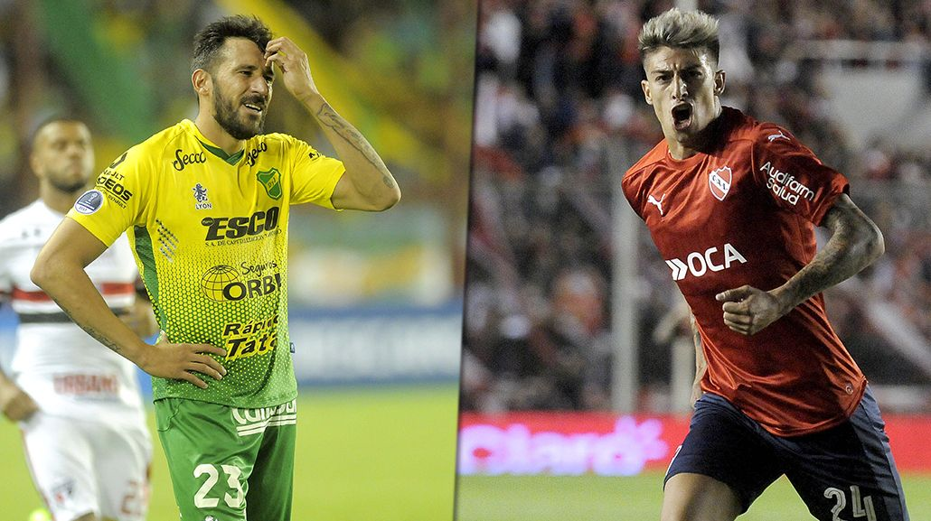Defensa y Justicia vs Independiente completan la fecha 17°