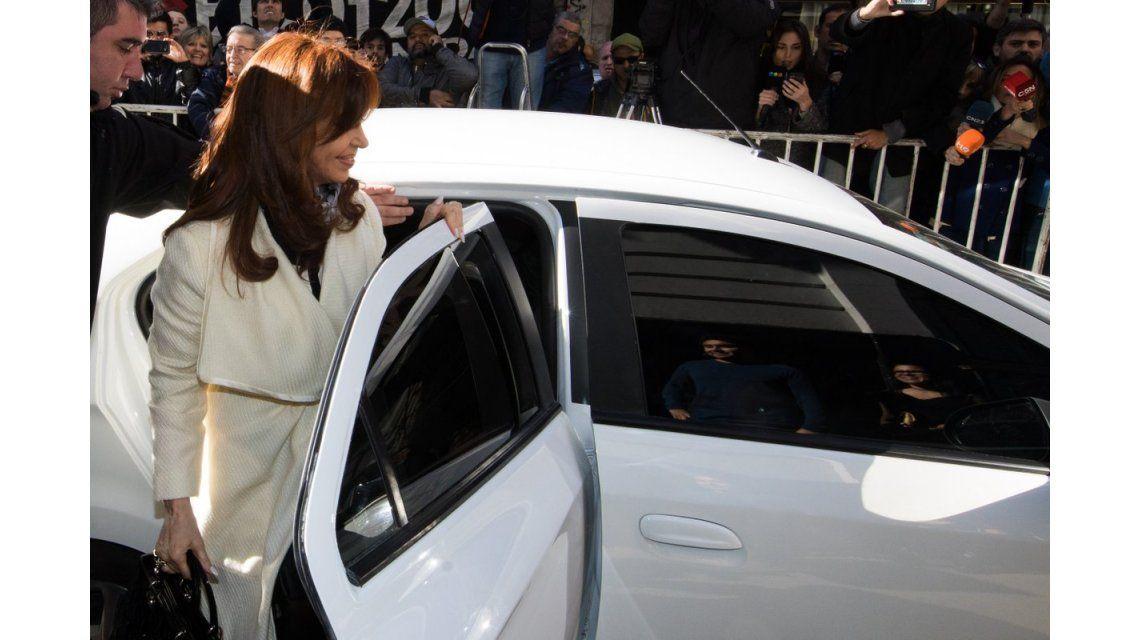 Cristina Kirchner inscribió a Unidad Ciudadana