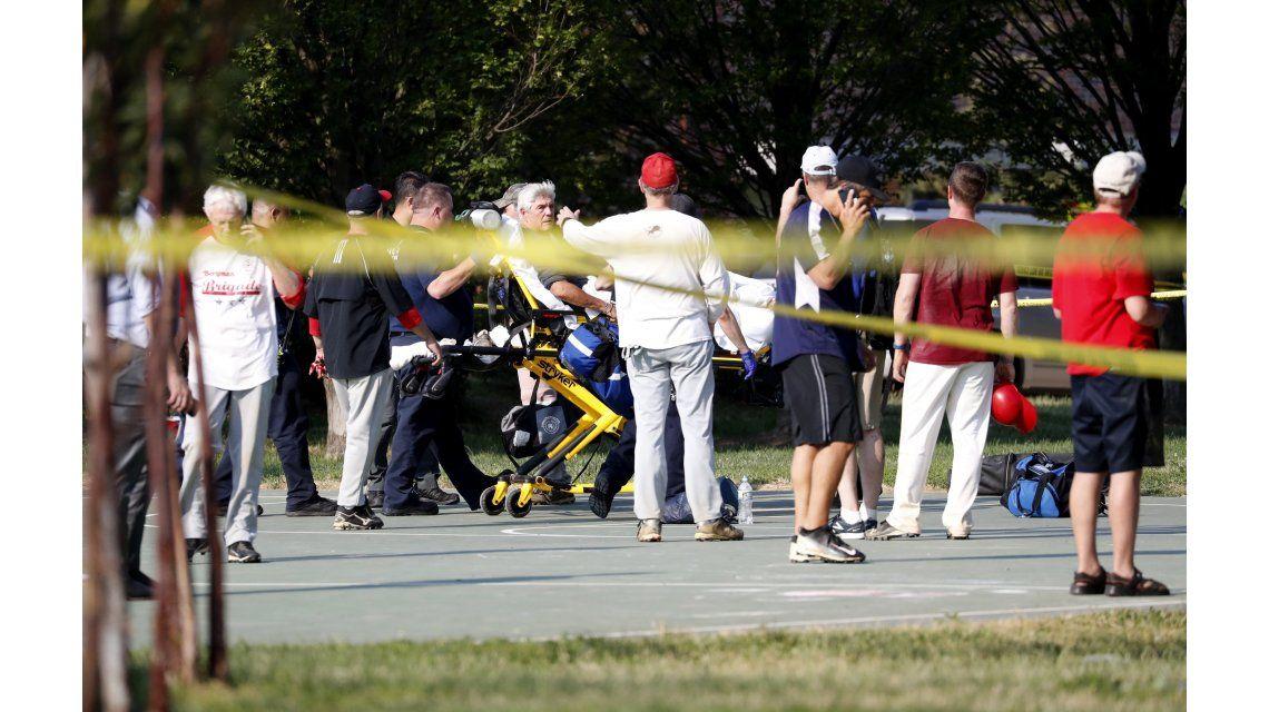 Tiroteo en Washington: un congresista republicano resultó herido