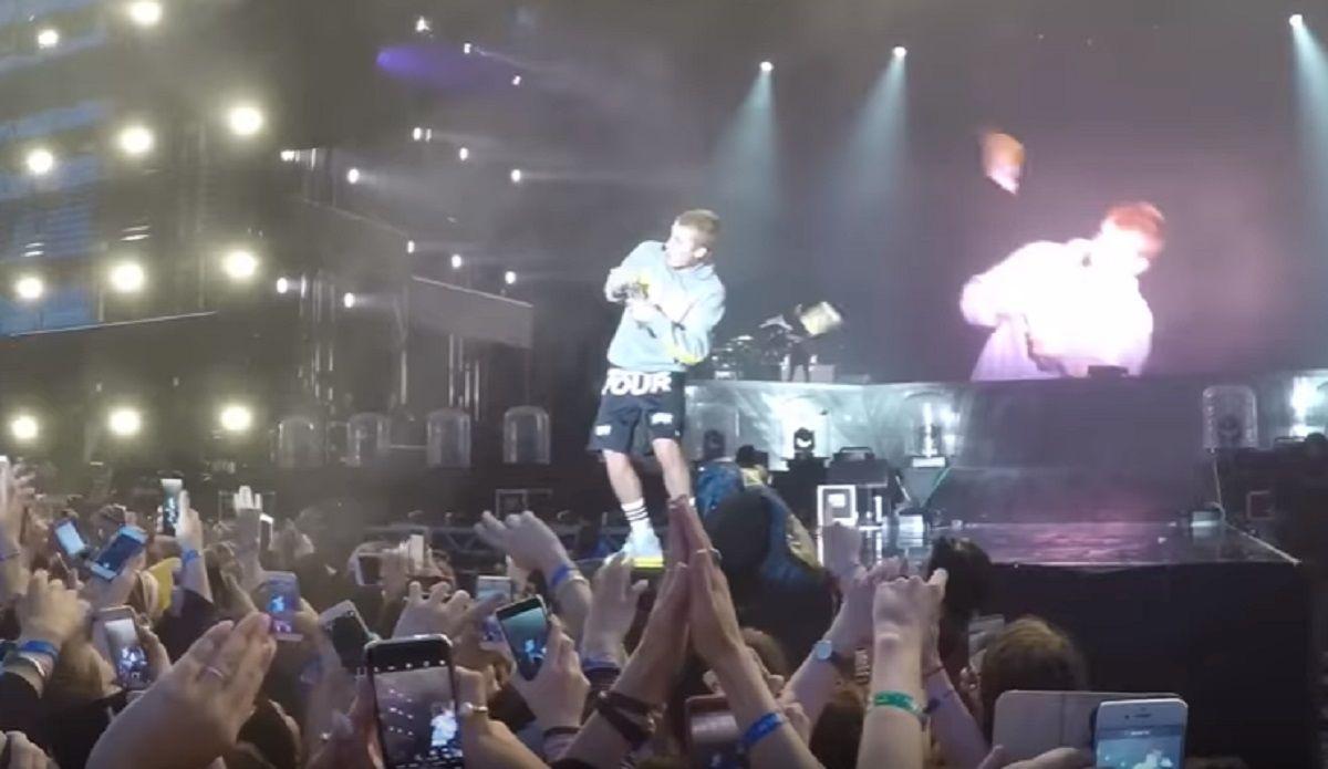Justin Bieber en Estocolmo