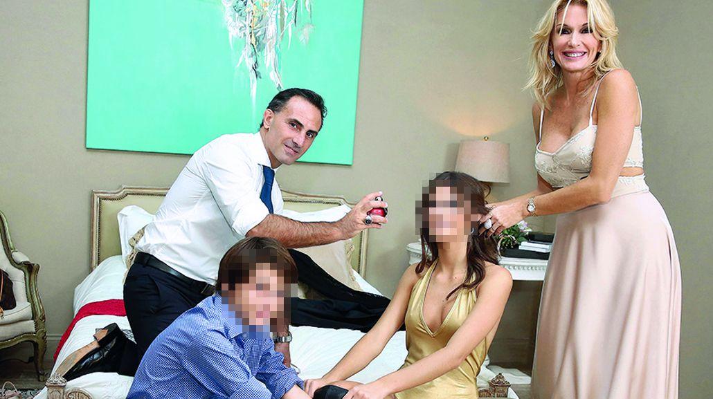 Yanina Latorre sobre Diego Latorre