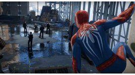 El gameplay del nuevo juego de Spider-Man para PS4
