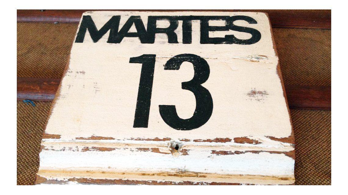 ¿Por qué el Martes 13 es considerado de mala suerte?