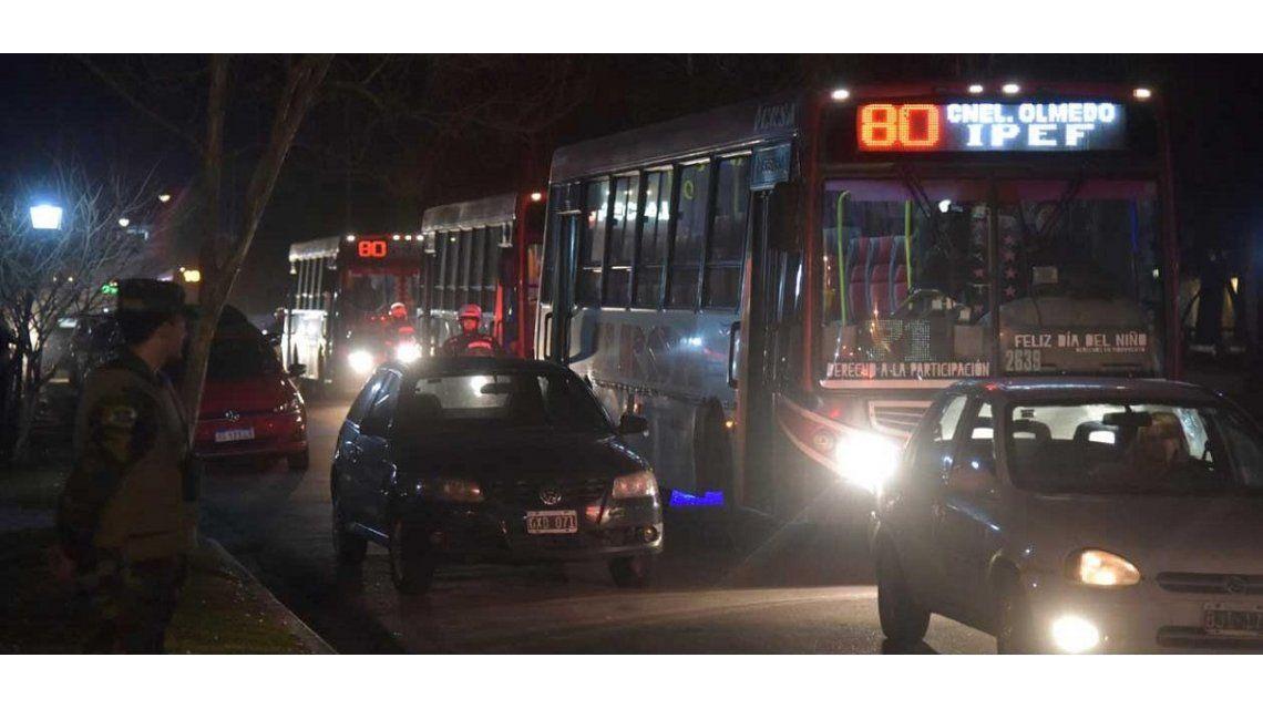Se normaliza el servicio de colectivos en Córdoba – Crédito: lavozdelinterior.com.ar