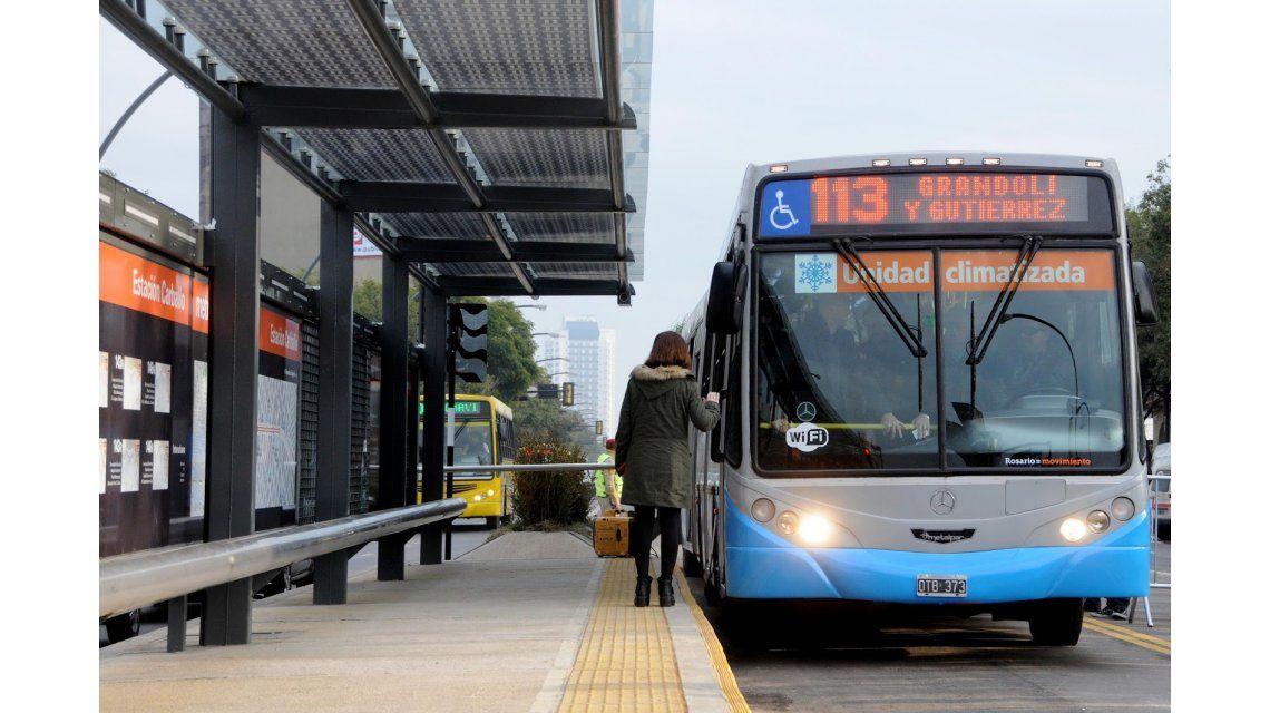 Metrobus de Rosario