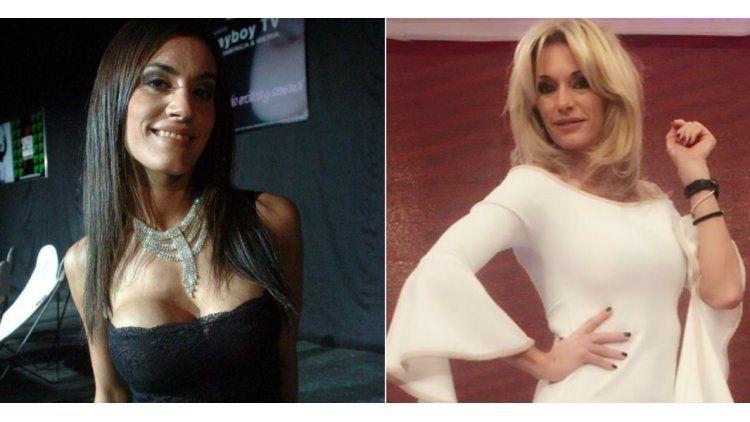 Natacha Jaitt vs Yanina Latorre.