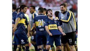Chávez quiere quedarse en Boca