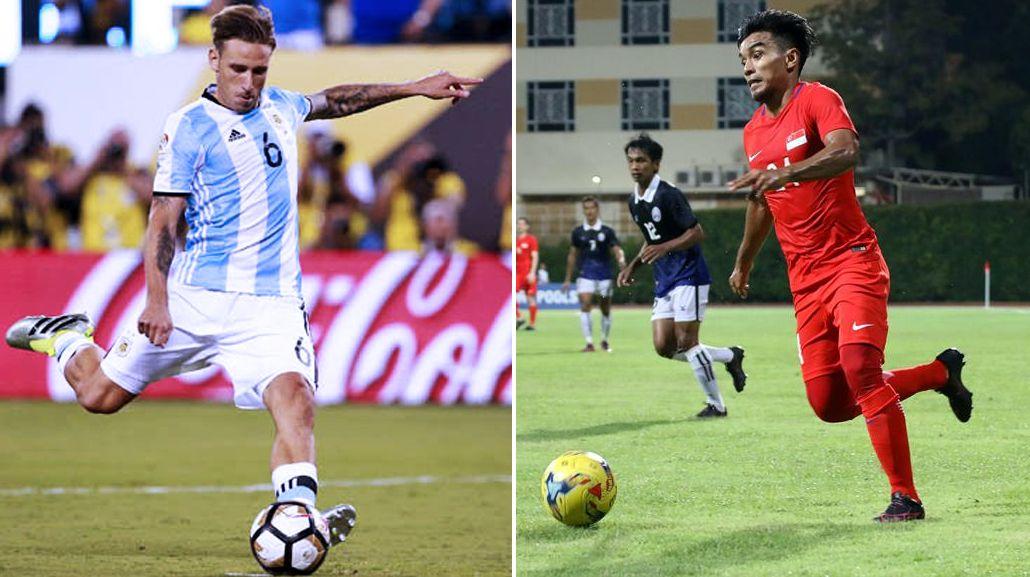 El plantel completo de Singapur no vale ni la mitad del jugador más barato de Argentina