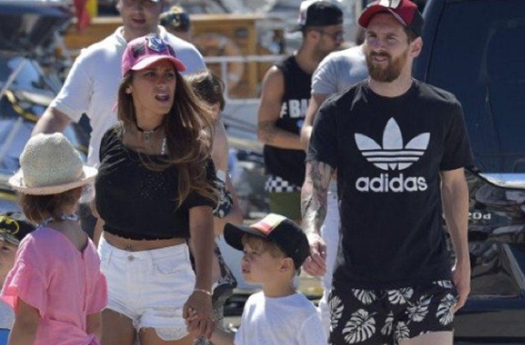 El descanso de los Messi antes de la esperada boda