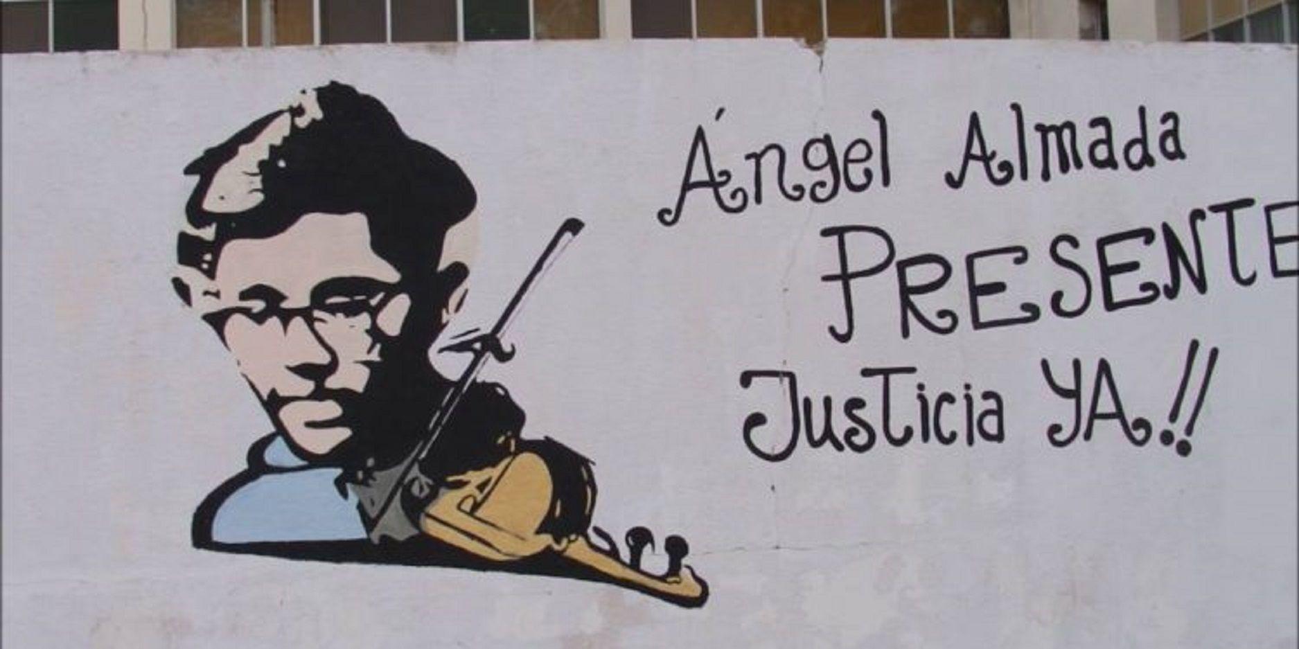 Ángel Almada