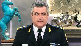 Fabian Perroni, jefe de la Policía Bonaerense