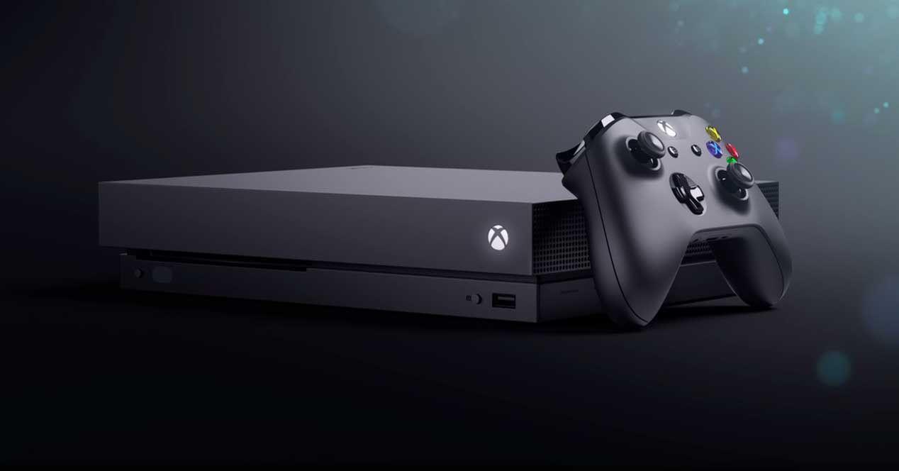 Conocé la nueva Xbox One X
