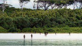 Isla Sentinel del Norte, uno de los 11 lugares prohibidos para el turismo