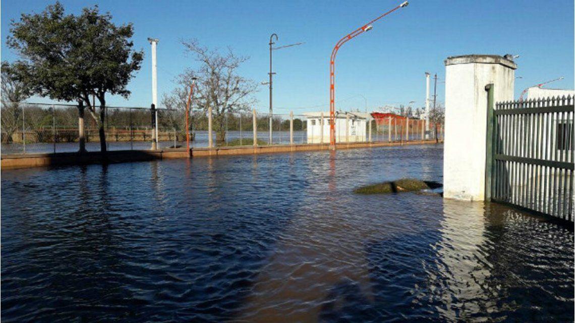 Inundaciones en Entre Ríos