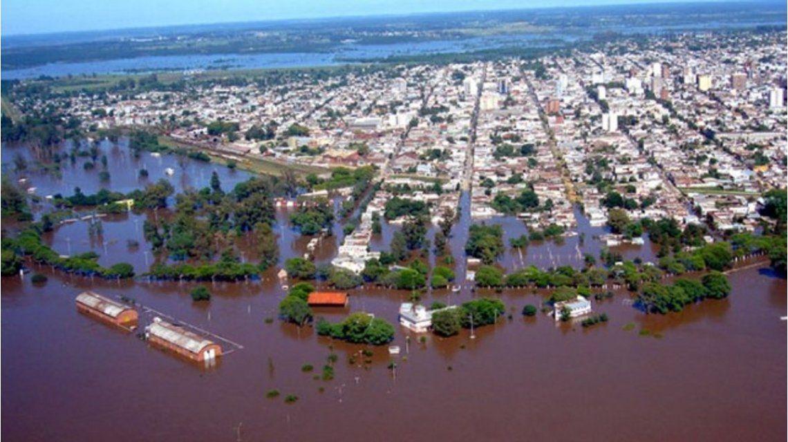 Resultado de imagen para inundaciones entre rios