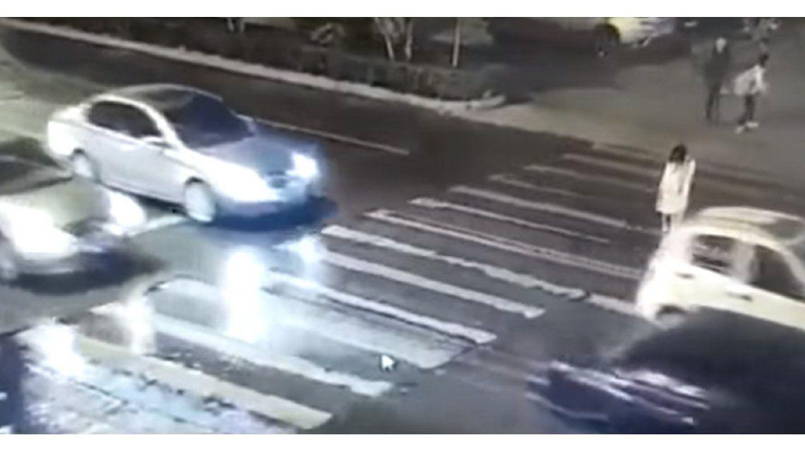 Una mujer murió luego de ser atropellada dos veces y nadie la ayudó