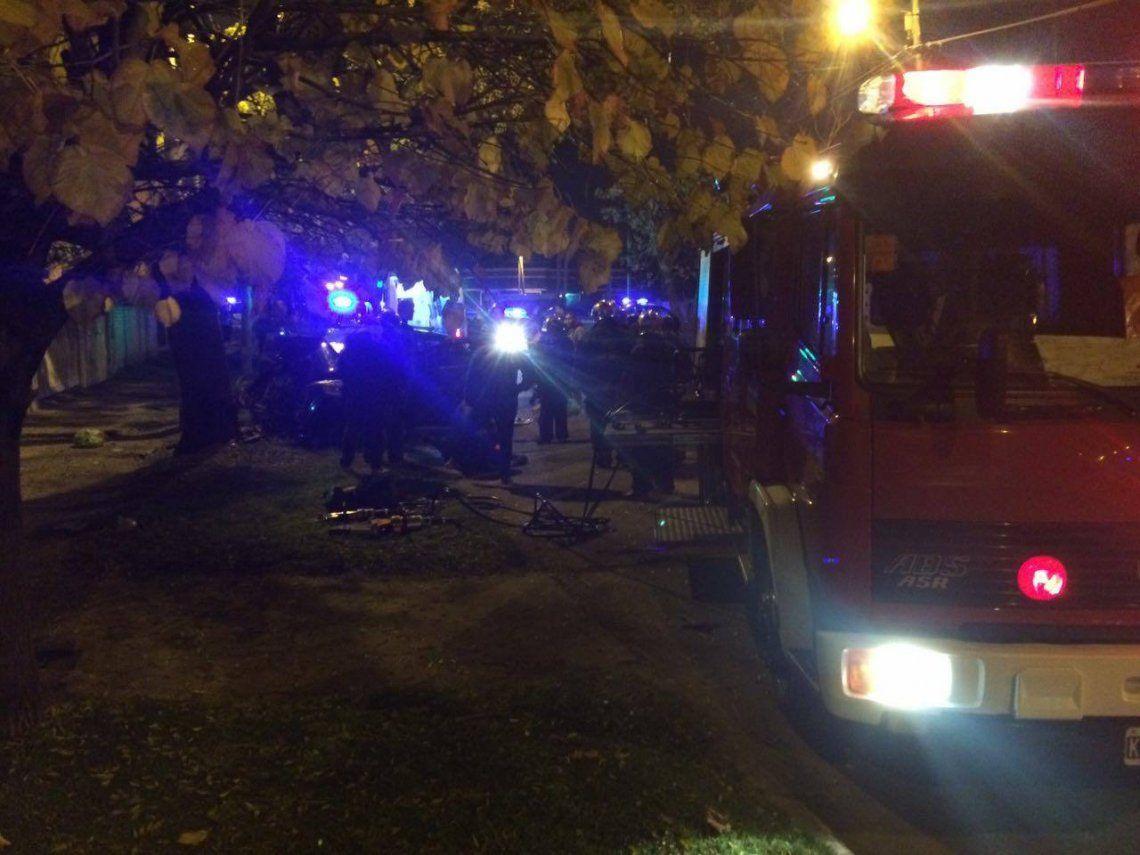 Lomas de Zamora: confirman que el matrimonio secuestrado murió por el choque