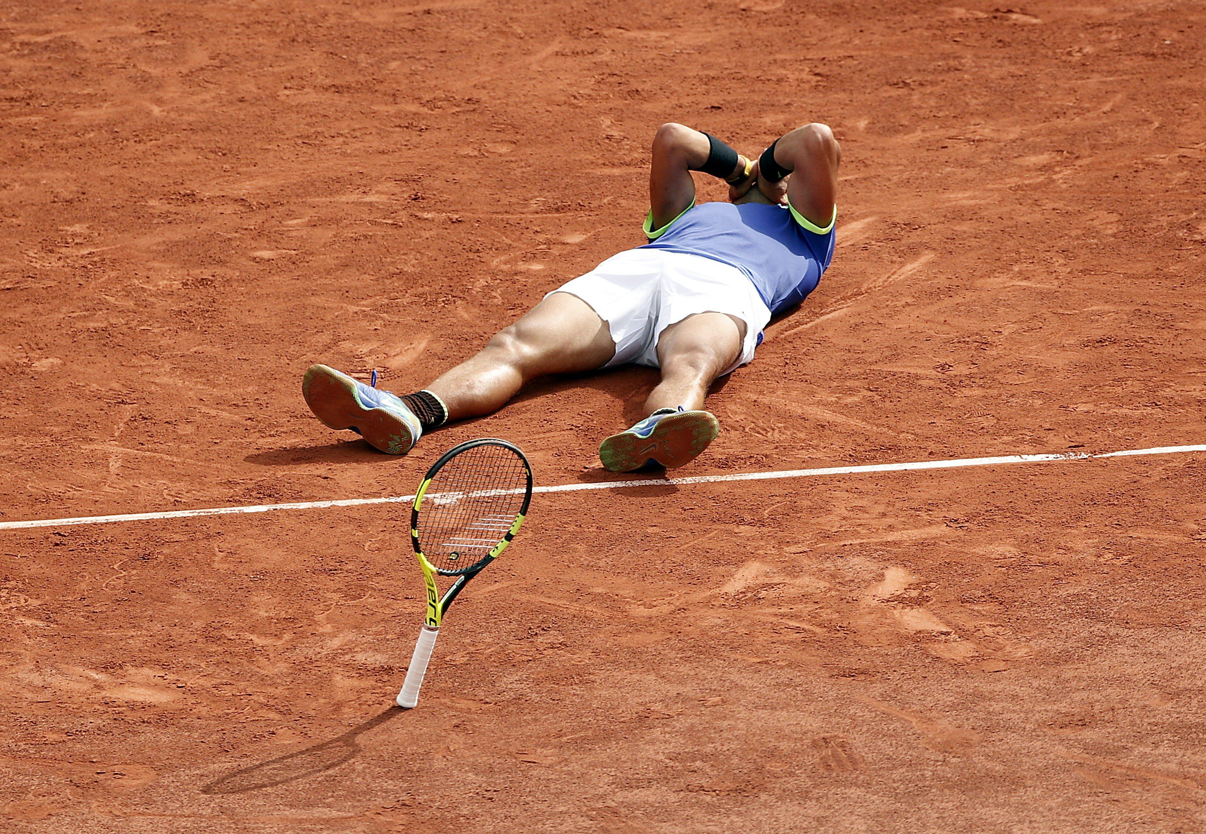 Rey absoluto: Nadal aplastó a Wawrinka y ganó su 10° Roland Garros