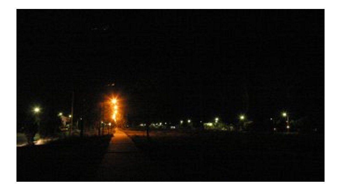 Ruidos extraños en Cipolletti y Neuquén