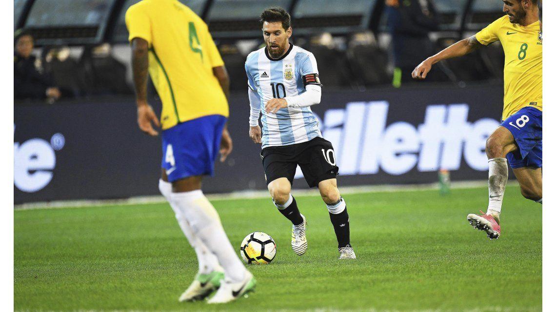 Lionel Messi cambió sus planes a último momento