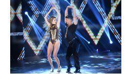 Chechu Bonelli, muy sensual en su debut en el Bailando