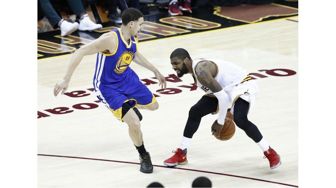 Cleveland Cavaliers 137 - Golden State Warriors 116