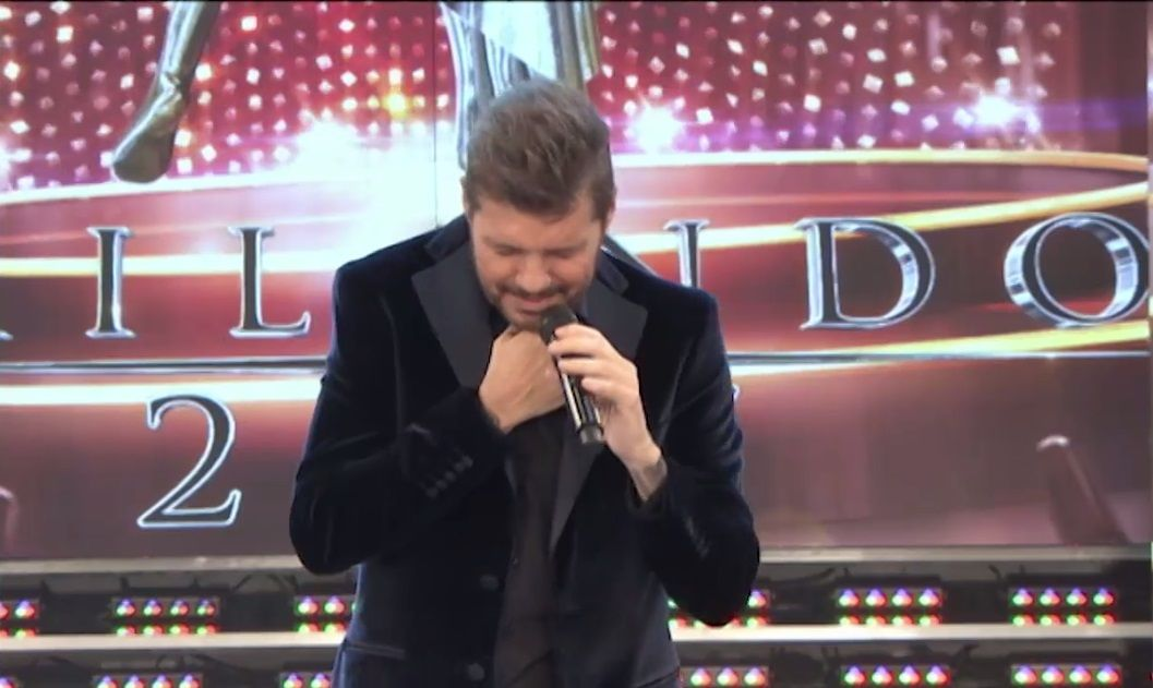 Marcelo Tinelli se quedó sin voz y debió abandonar ShowMatch