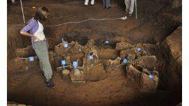 El Pozo de Vargas tiene 3 metros de diámetro y 40 de profundidad