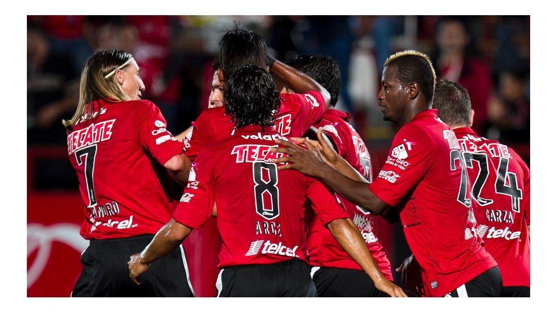 El delantero Gustavo Bou será jugador de los Xolos de Tijuana