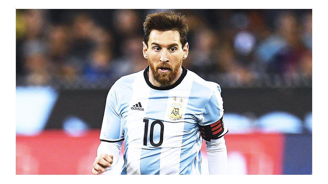 El mensaje de Messi, a un año del Mundial de Rusia
