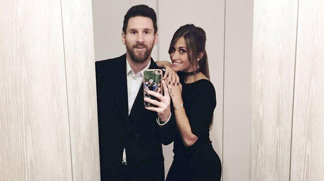 Así serán los días previos de Messi y Antonella antes del casamiento